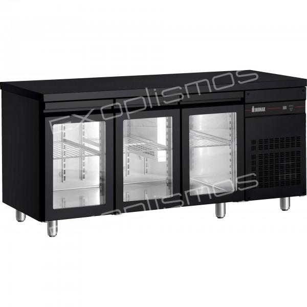 Ψυγείο Πάγκος Βιτρίνα Συντήρηση 179x60x87,5