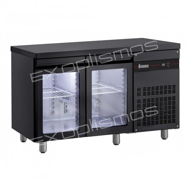 Ψυγείο Πάγκος Βιτρίνα Συντήρηση 134,5x60x87,5