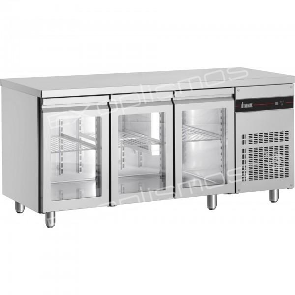 Ψυγείο Πάγκος Βιτρίνα Συντήρηση 179x70x87,5