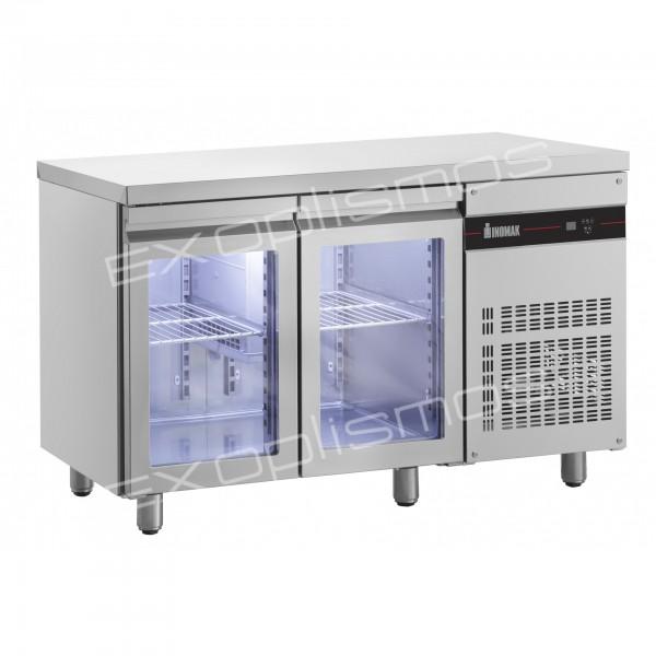 Ψυγείο Πάγκος Βιτρίνα Συντήρηση 134,5x70x87,5
